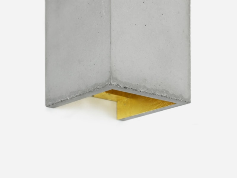 products 171108 B8 gold Lampe detail von unten