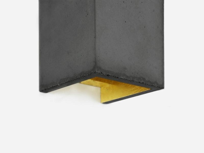 products 171108 B8dark gold Lampe detail von unten