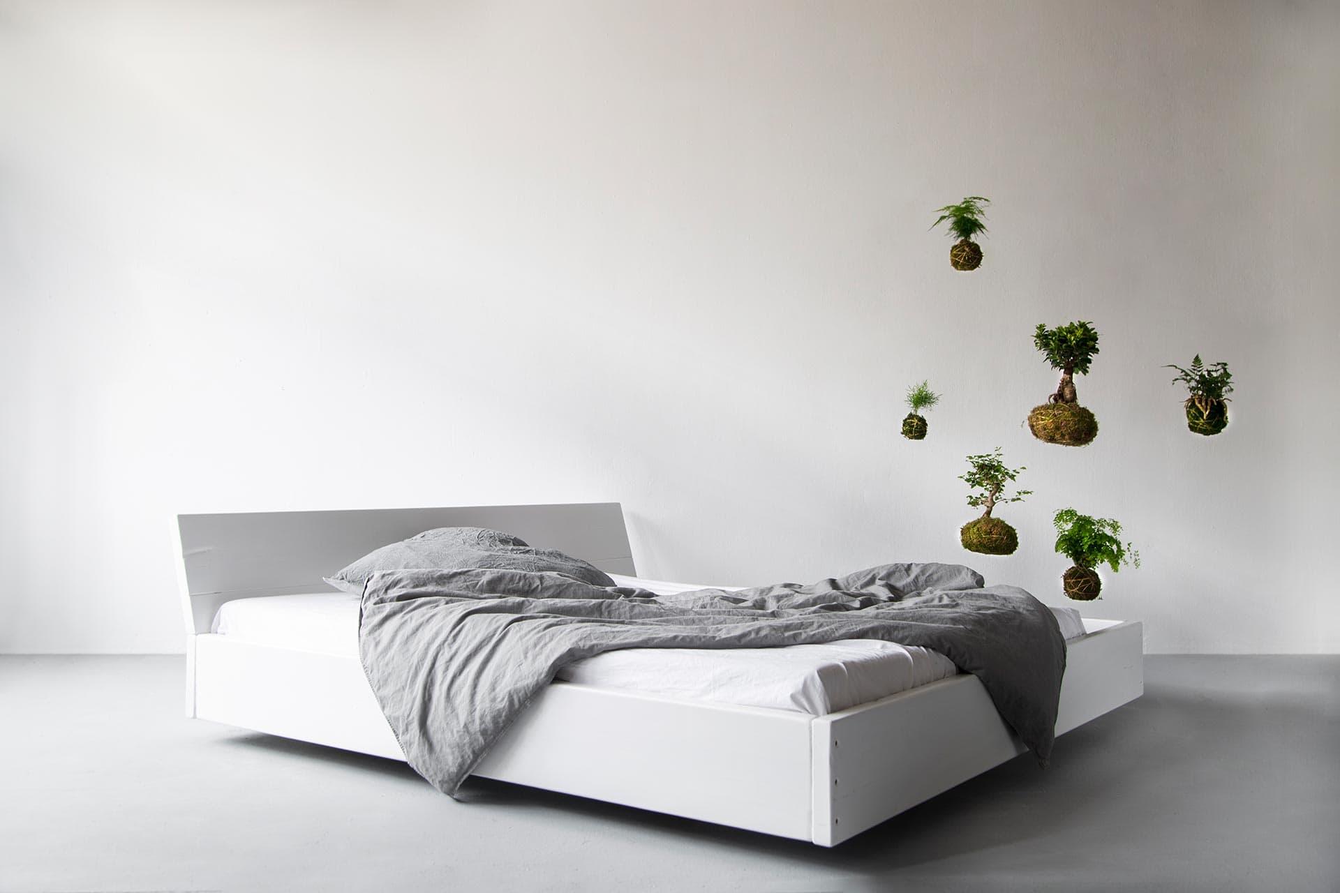 Lussan Bett weiß deckend Kopfteil 02