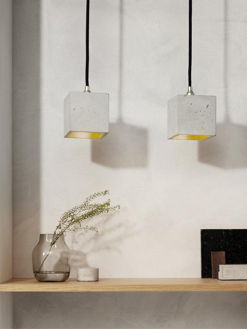 b6 haengelampe quadratisch klein beton gold 01