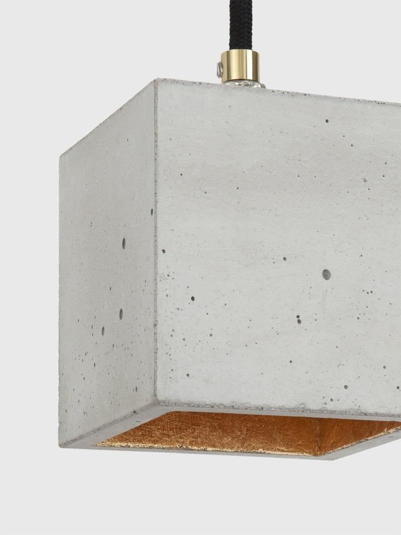 b6 haengelampe quadratisch klein beton gold 03