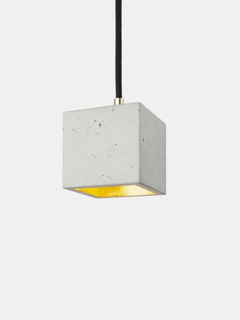 b6 haengelampe quadratisch klein beton gold 04