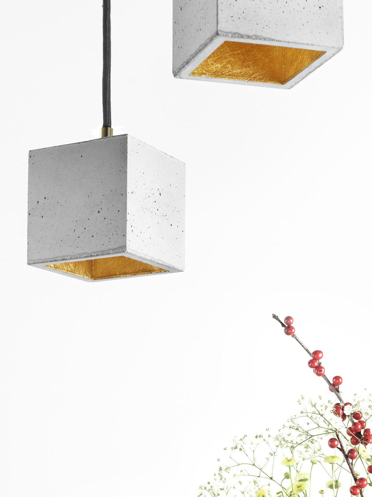 b6 haengelampe quadratisch klein beton gold 06