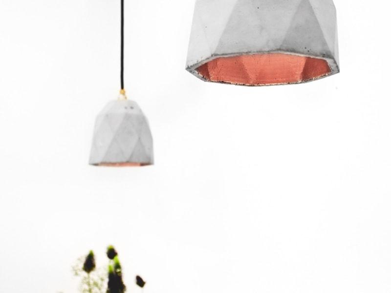 t1 haengelampe trianguliert beton kupfer 10