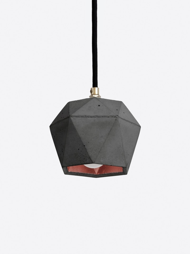 t2dark haengelampe trianguliert beton kupfer 11