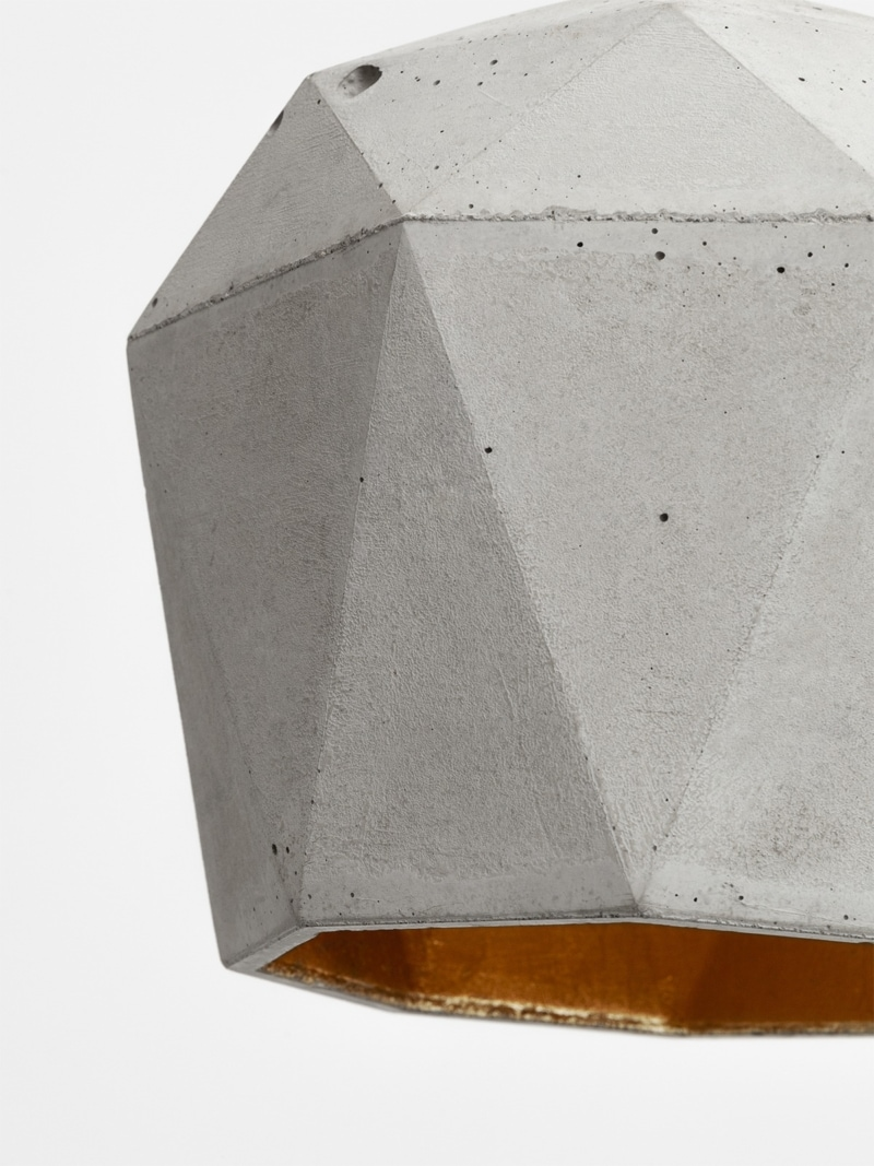 t3 haengelampe trianguliert beton gold 04