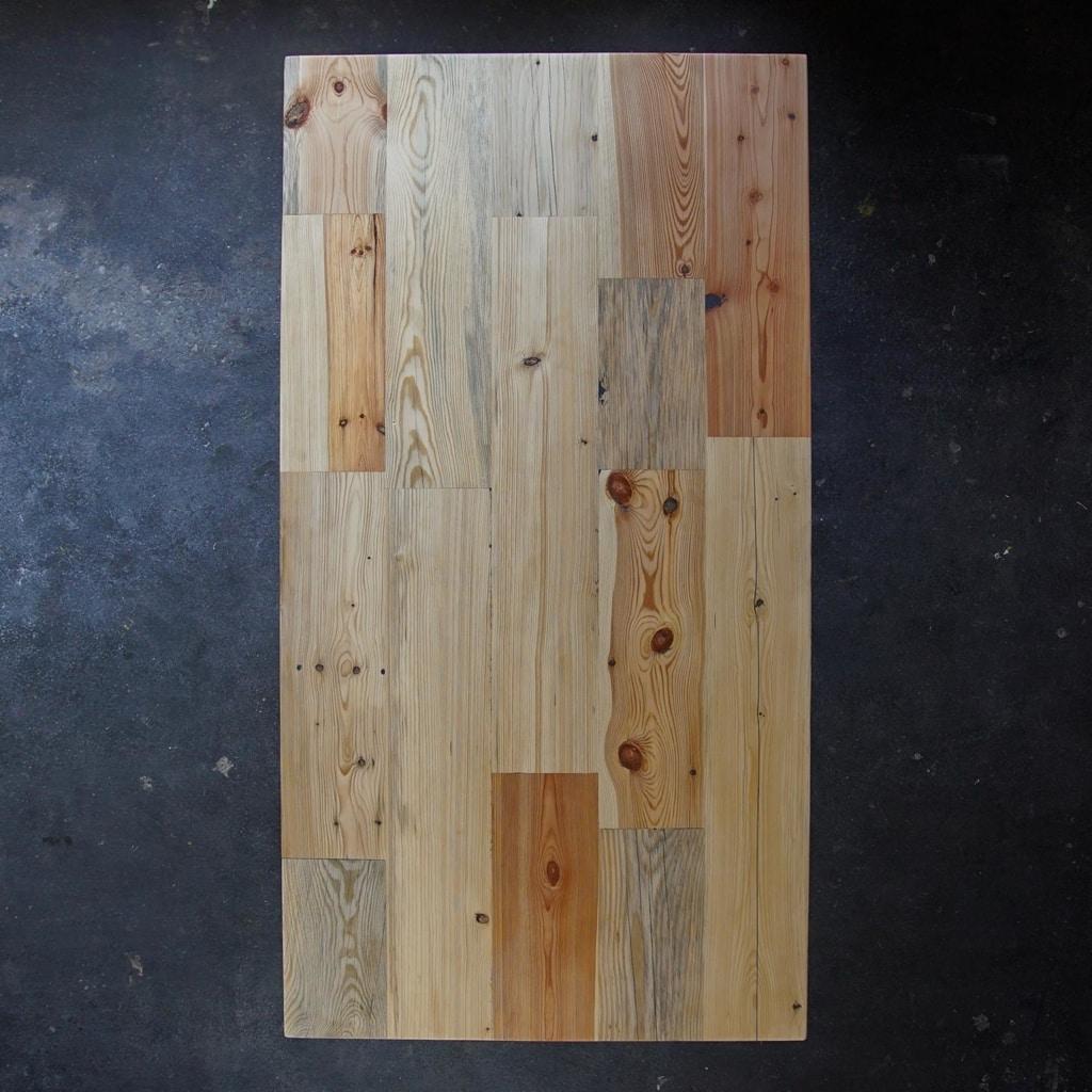esstisch filigran kiefer massivholz stahl braun schwarz weiss woodboom 02