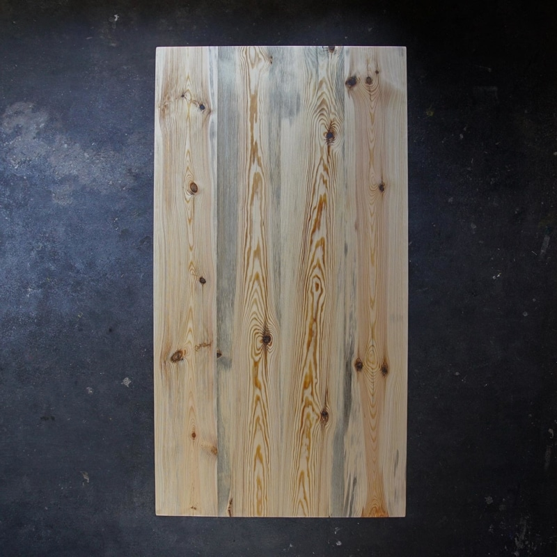 esstisch schraeg kiefer massivholz stahl braun schwarz weiss woodboom 02