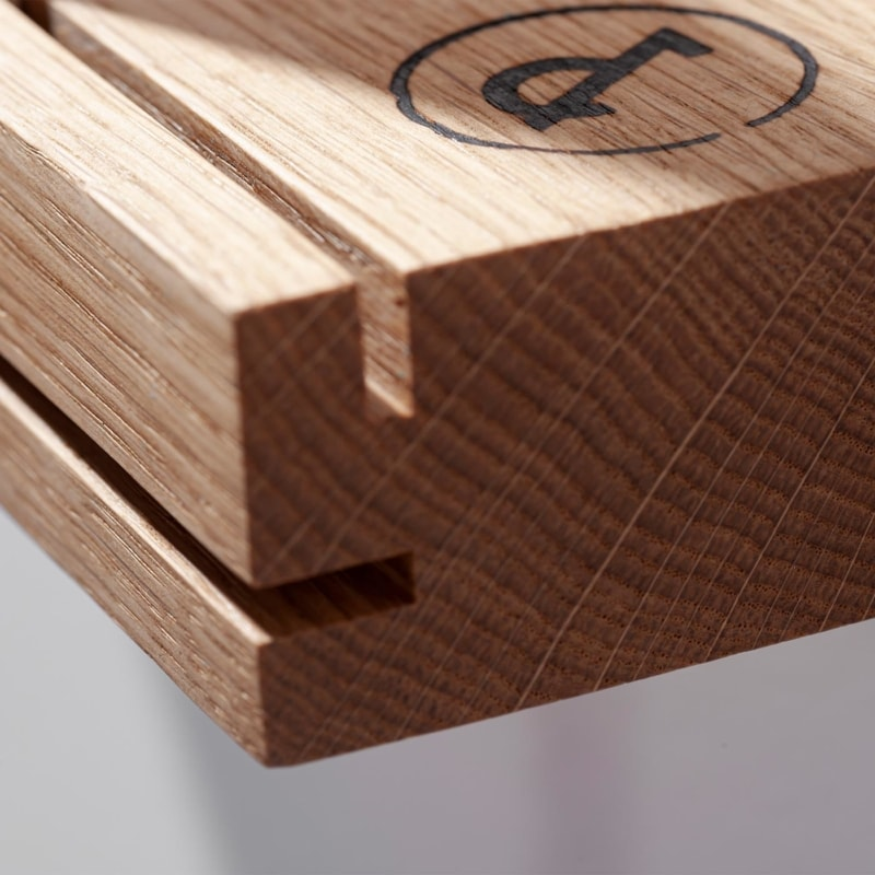 schluesselbrett 01 eiche massivholz regal weldco 06