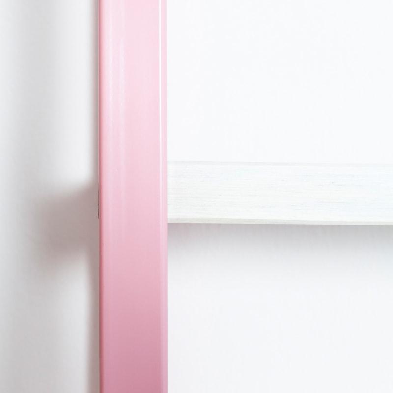 03 susteren regal hellrosa rosa bauholz stahl aufbewahrung johanenlies