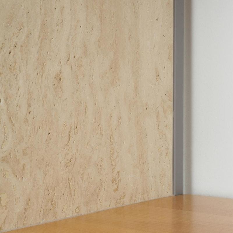 07 celeste regal platingrau beech grau buchenholz buche stahl marmor travertin aufbewahrung johanenlies