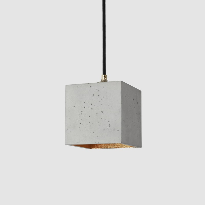 haengelampe b1 beton gold lampe licht gantlights