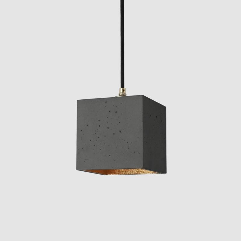 haengelampe b1dark beton gold lampe licht gantlights
