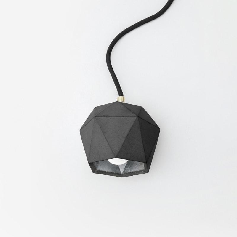 stehlampe t2updark beton silber lampe licht gantlights