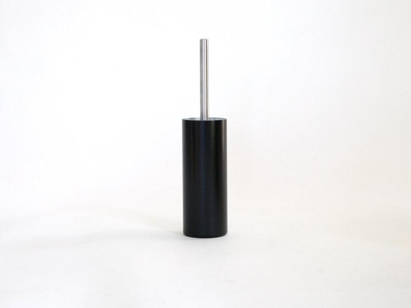 01 fire klobuerste halter schwarz aluminium werkvoll