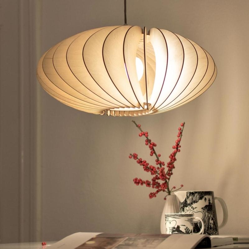 06 nefi haengelampe pendelleuchte pendellampe holz birke natur hellbraun licht lampe iumi
