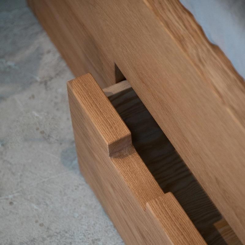 woodboom stauraum bett eiche braun 05