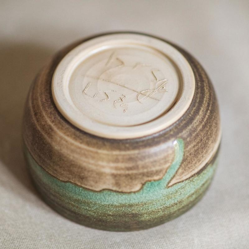 01 matcha bowl keramik ton blau handgefertigt brsg