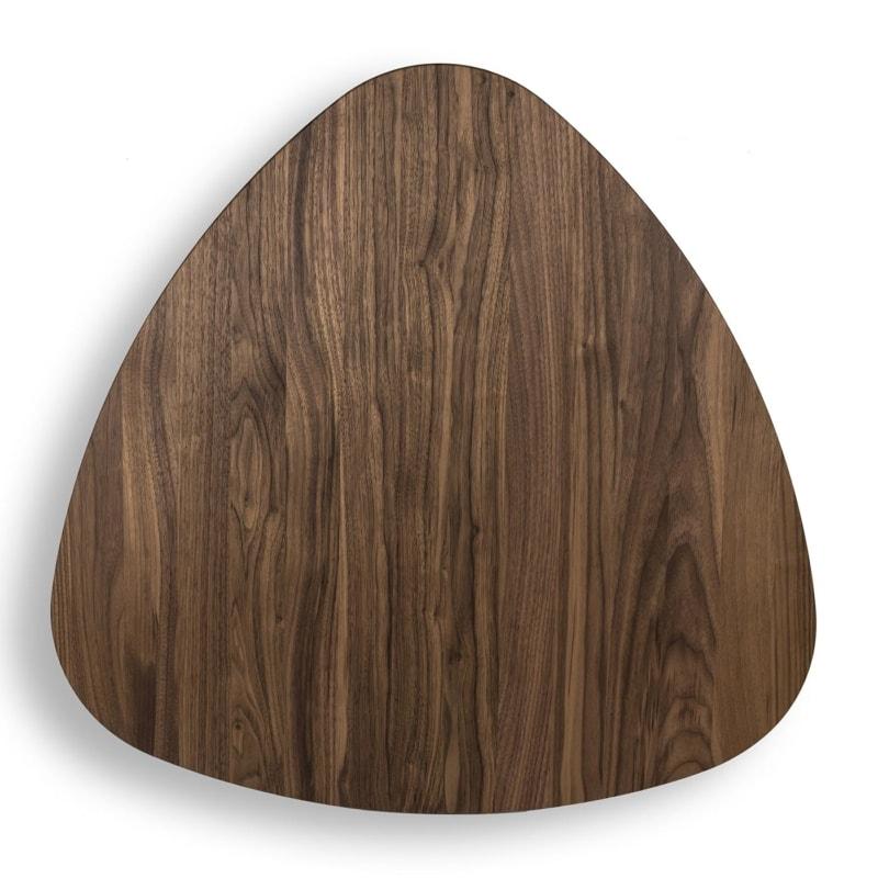 03 plektron couchtisch tisch nussbaum holz stahl pulverbeschichtet weiss schwarz joval