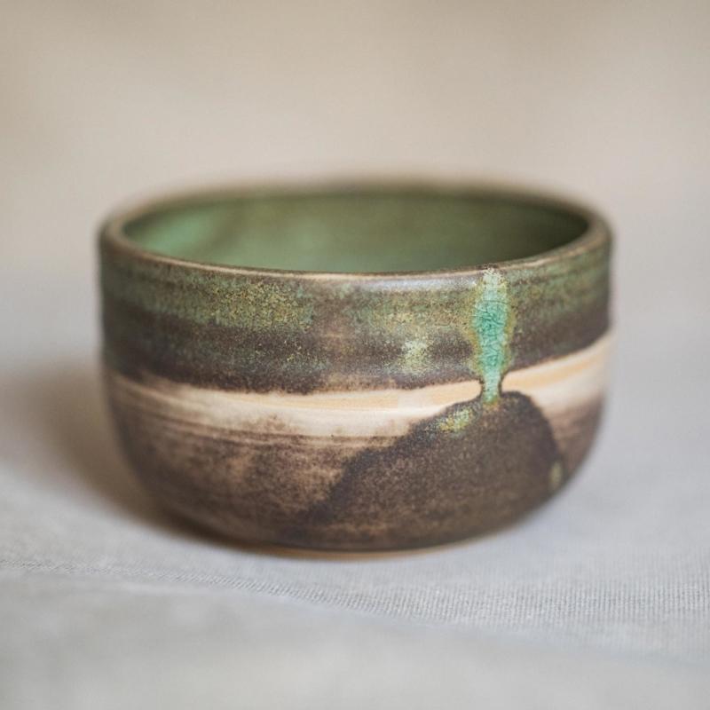05 matcha bowl keramik ton blau handgefertigt brsg
