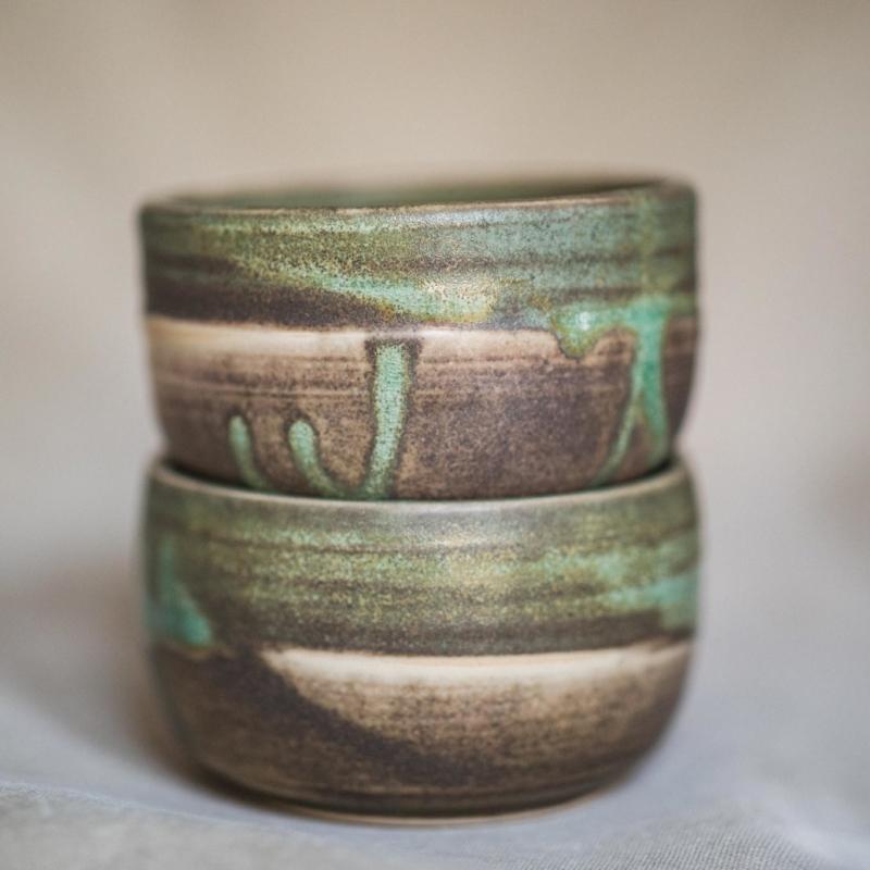 09 matcha bowl keramik ton blau handgefertigt brsg