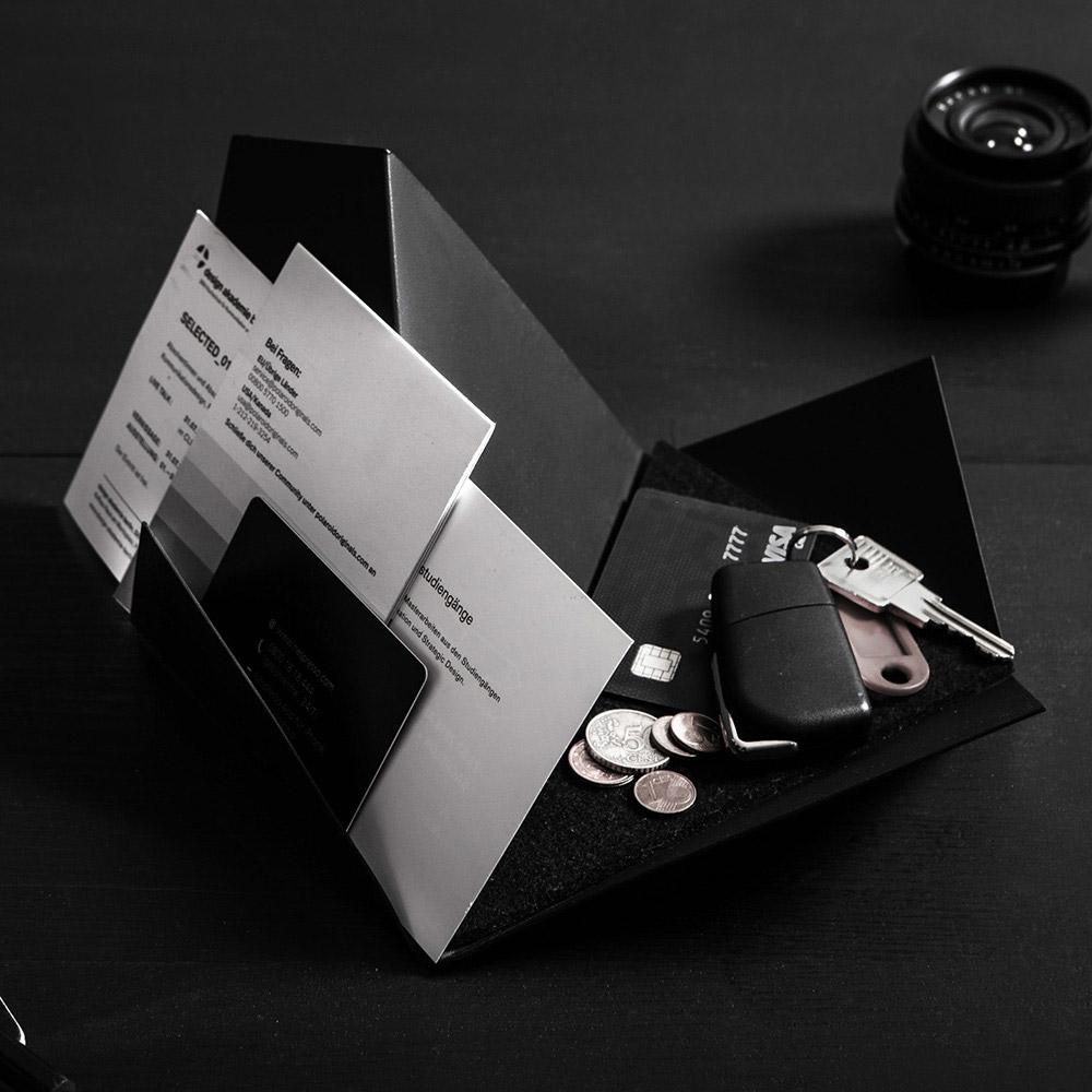 01 kamayura organizer wohnaccessoires ablage stahlblech stahl schwarz studio makaku