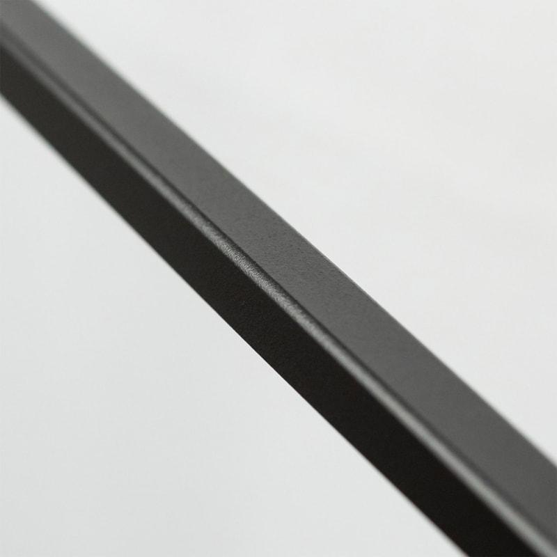 05 devana couchtisch beistelltisch tisch eiche holz stahl schwarz metallbude
