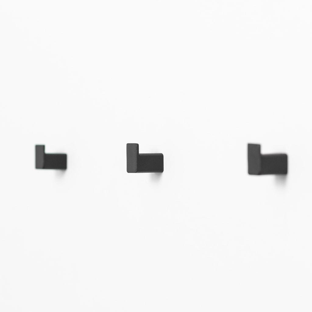 06 palo kleiderhaken aufhaengen stahl schwarz metallbude