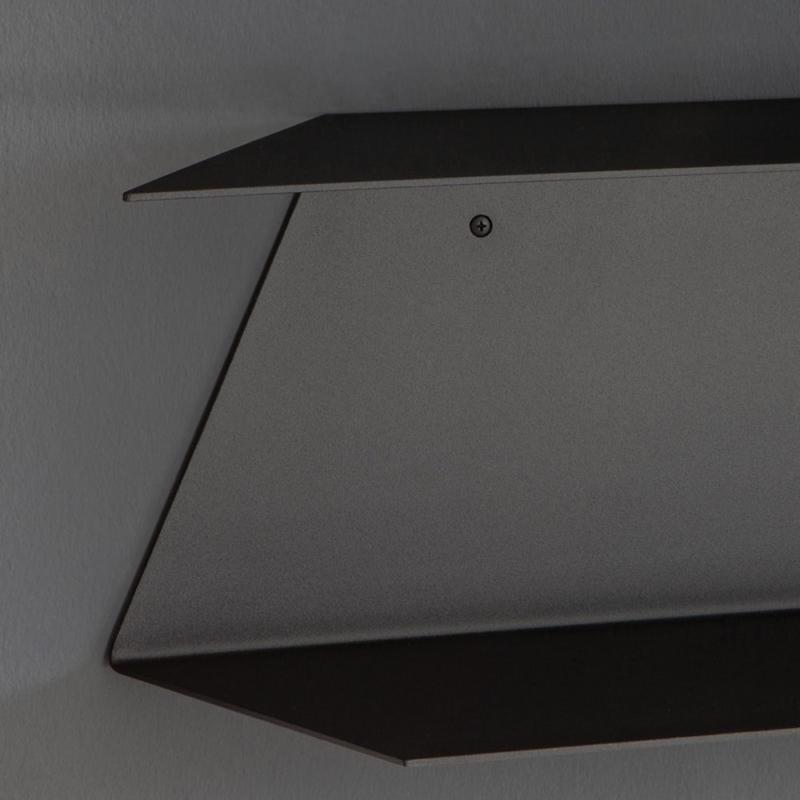 08 sampa regal aufbewahrung stahlblech stahl schwarz studio makuko