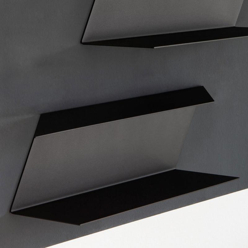 09 sampa regal aufbewahrung stahlblech stahl schwarz studio makuko
