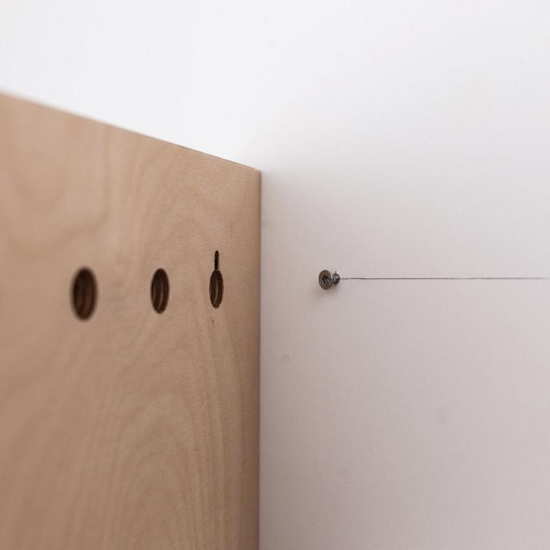 11 anziehend birke holz schluesselbrett magnete gruen tuerkis grau linoleum stadig